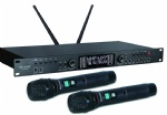 DSP wireless microphone